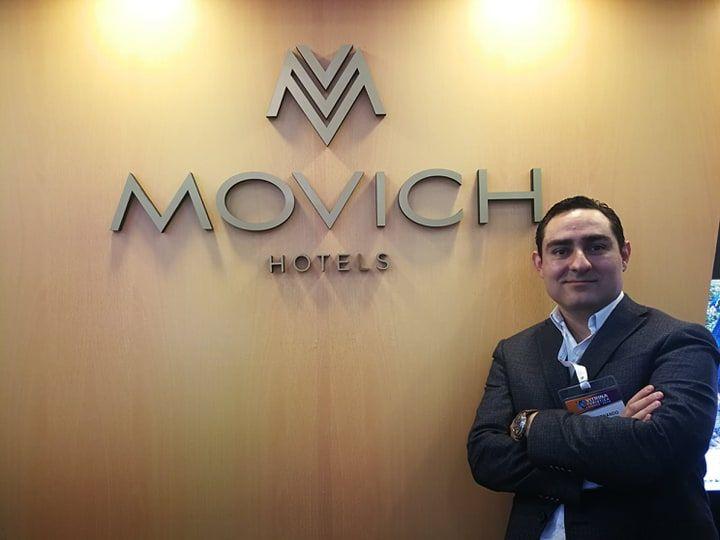 Movich Hotels planea su expansión internacional y piensa en Argentina