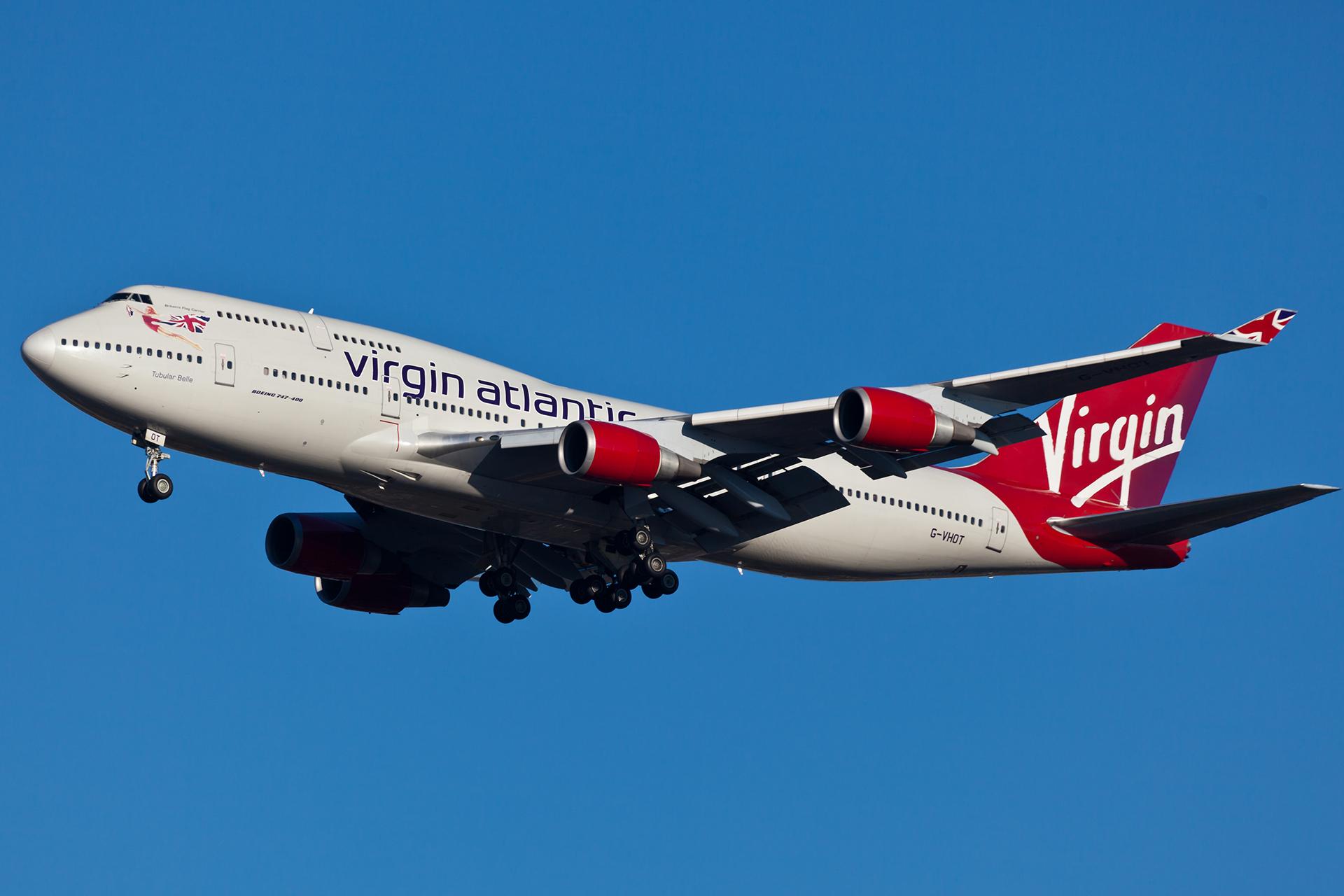 Virgin Atlantic launches WestJet codeshare partnership