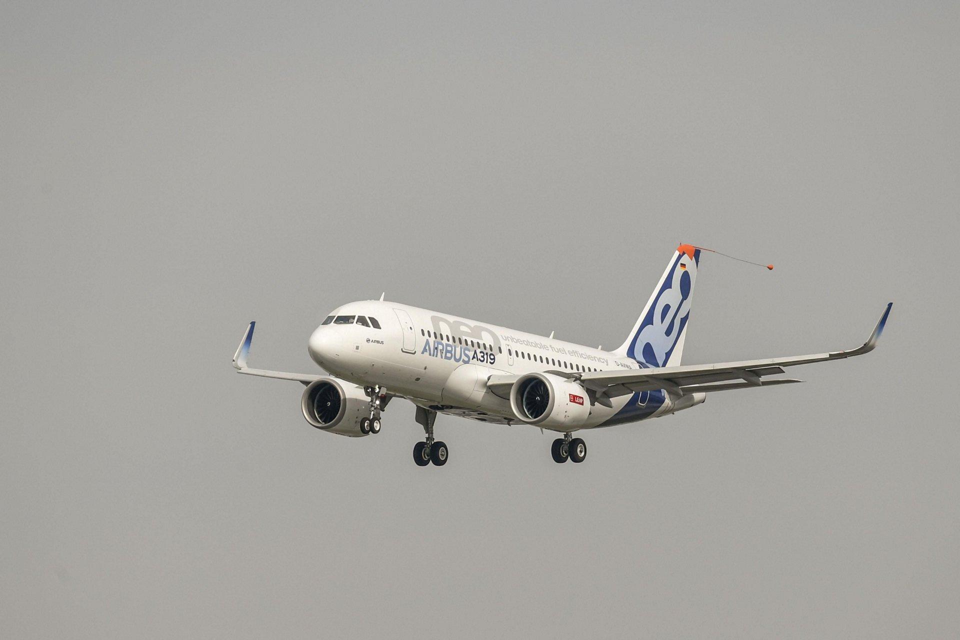 Airbus A319neo rompió récord de vuelo más largo de su familia