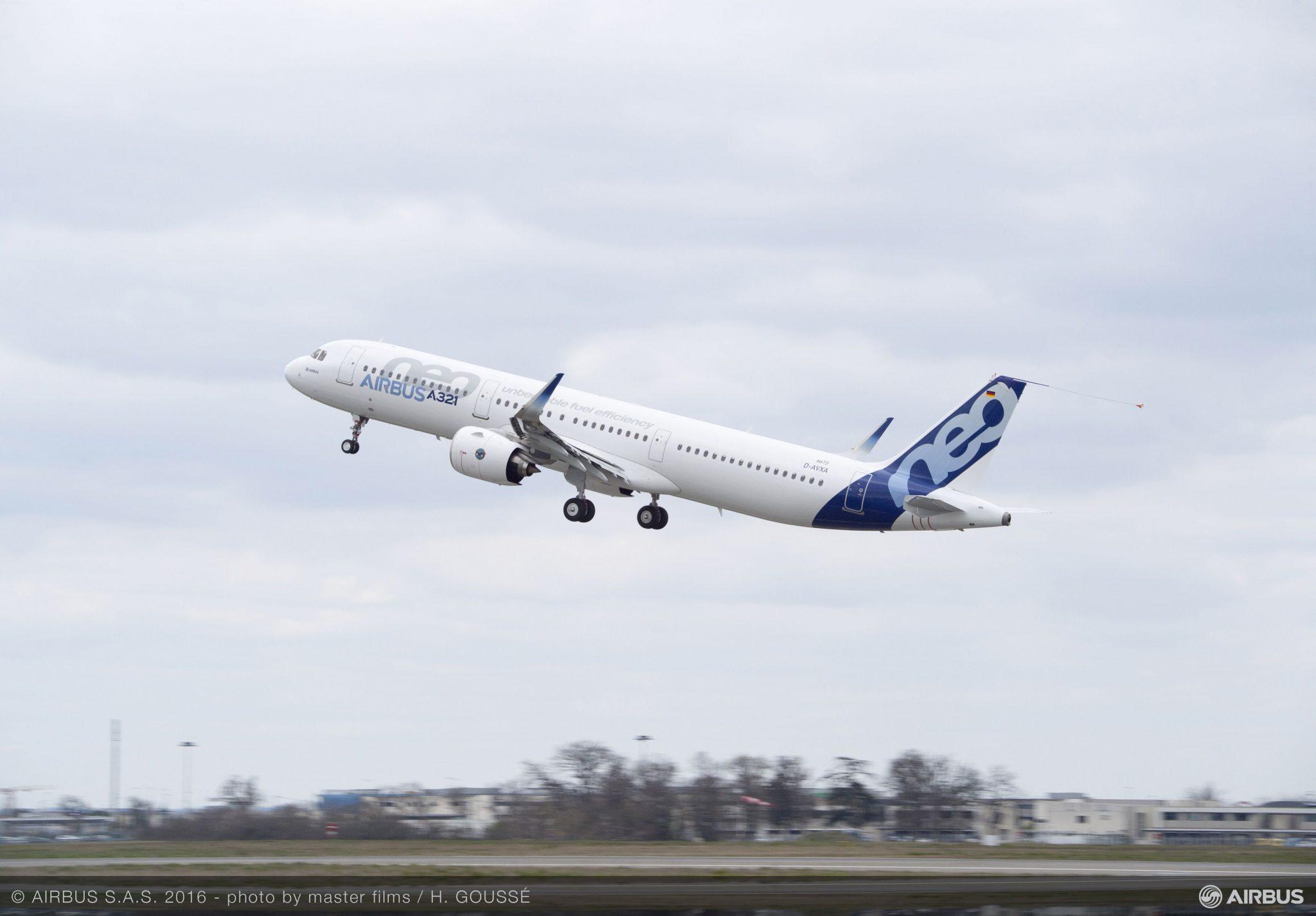 Airbus tiene un pedido de 200 aviones para la siguiente década en México