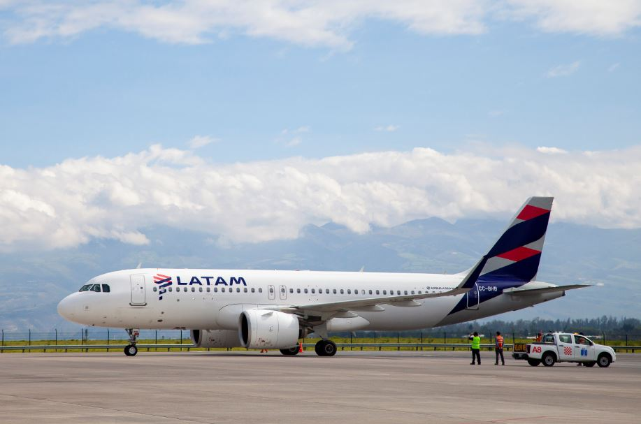 LATAM Airlines cancels hundreds of flights amid unrest in Chile