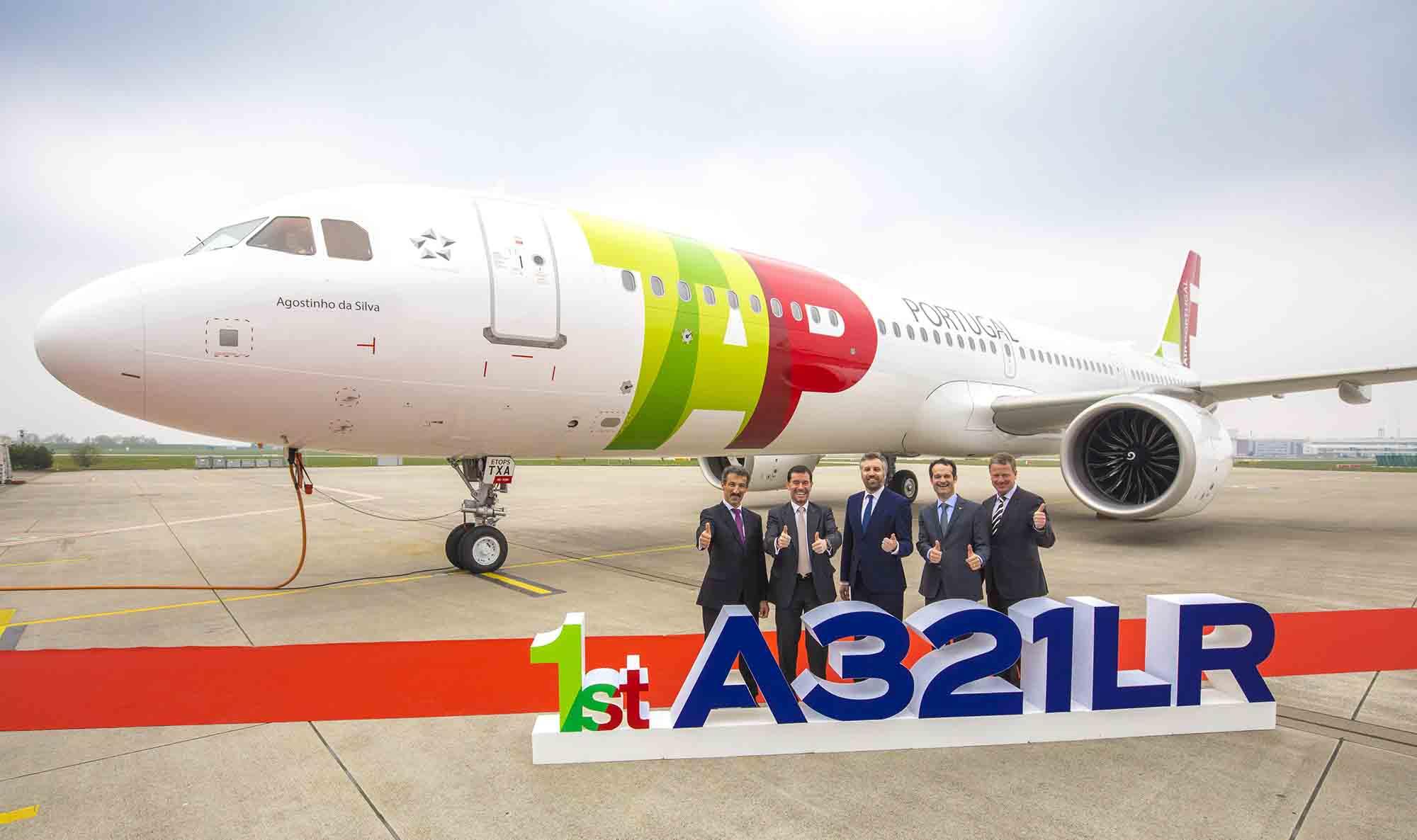 TAP Air Portugal recibió su primer A321LR: se acercan los vuelos transatlánticos en narrow bodies a Sudamérica