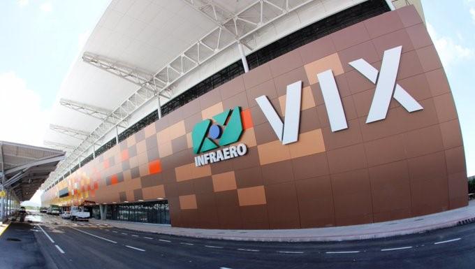 Aeroporto de Vitória volta a oferecer voos para o Rio de Janeiro