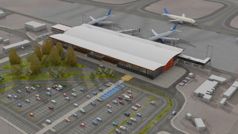 Sacyr capta 58 millones en Chile para ampliar el aeropuerto de Arica