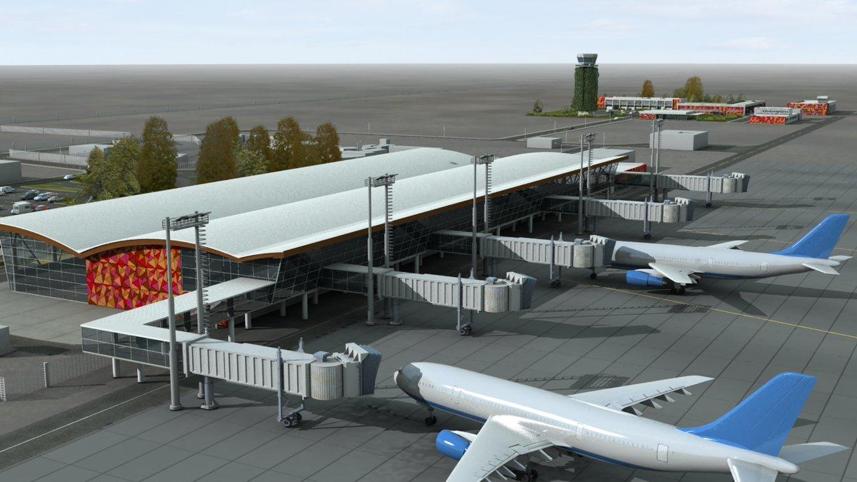 Chile: 55 mil millones costarán las obras de ampliación del aeropuerto de Chacalluta