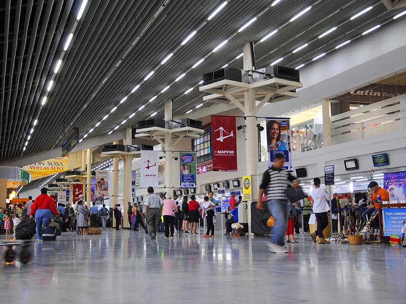 Honduras: Aeropuerto Ramón Villeda Morales, entre los mejores del mundo para la experiencia del cliente