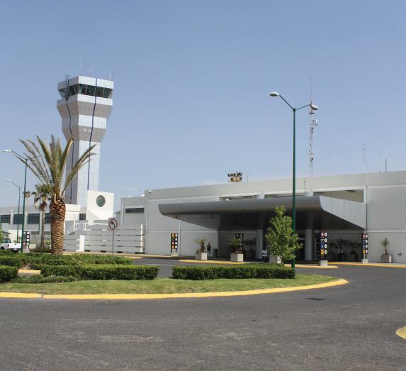 Aeropuerto de Querétaro atrae inversiones hoteleras