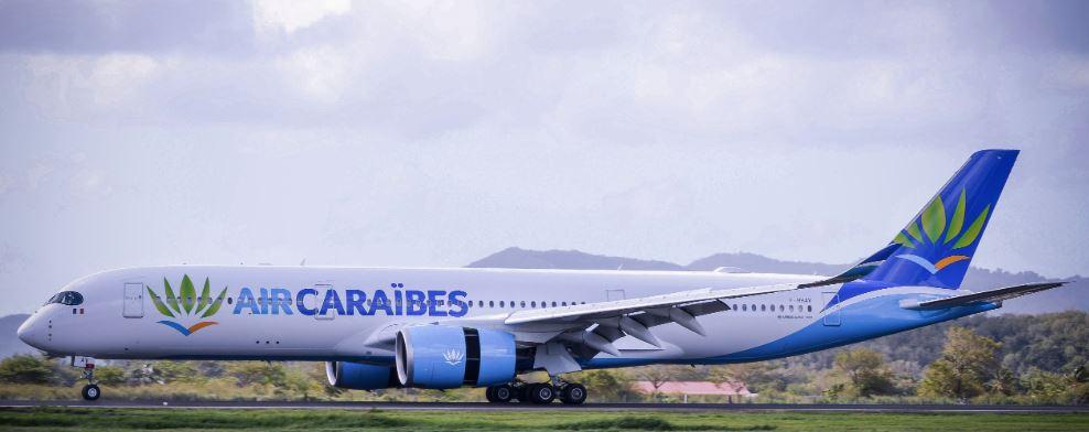 Air Caraïbes to take third A350 as passenger growth increases 7%