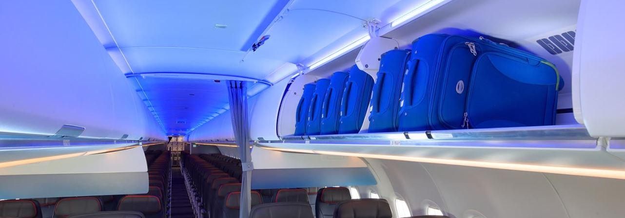 American a contracorriente: habrá más espacio para las maletas en sus A321 neo