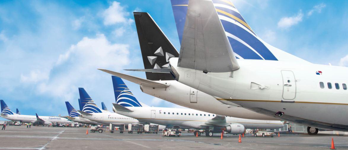 Copa Airlines, elegida como la 'Mejor aerolínea del año de América Latina' por usuarios del sitio Kayak.com