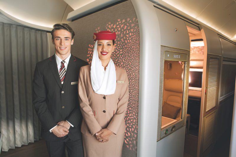 """Emirates elegida """"Mejor Primera Clase"""" del mundo por los usuarios de TripAdvisor"""