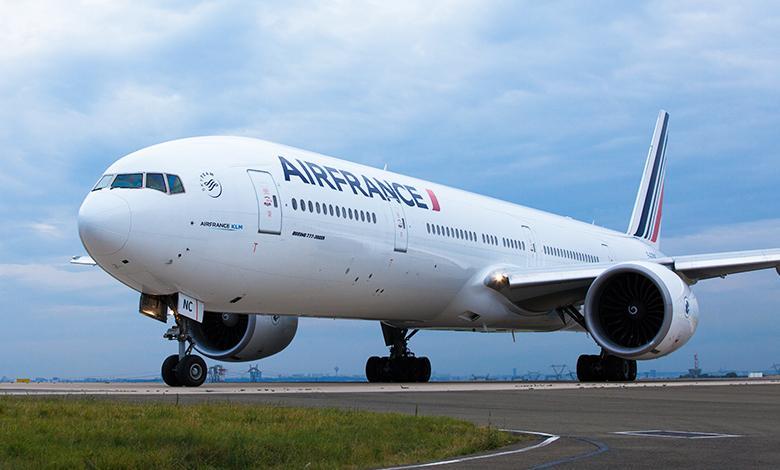 Air France incrementa en un 31% su oferta de asientos en ruta París (CDG) – Santiago y avanza en la introducción de aviones más eficientes