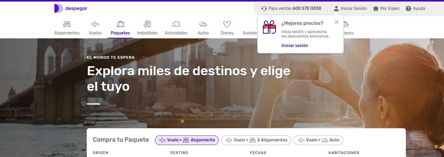 Despegar acuerda comprar Viajes Falabella en Chile, Colombia, Perú y Argentina