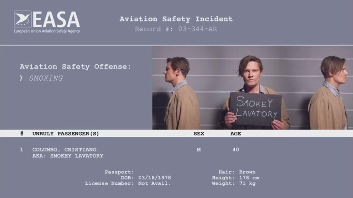 Campaña de EASA y IATA busca tolerancia cero contra los pasajeros indisciplinados