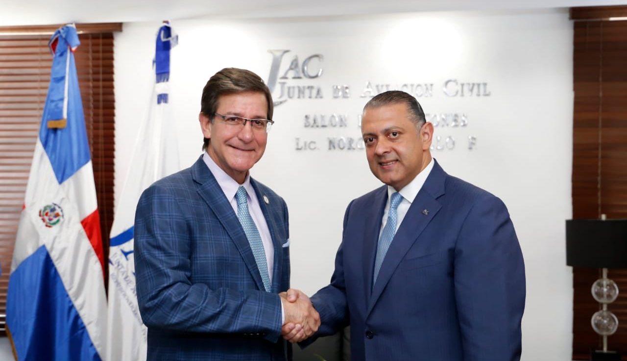 RD y Puerto Rico buscan incrementar tráfico aéreo