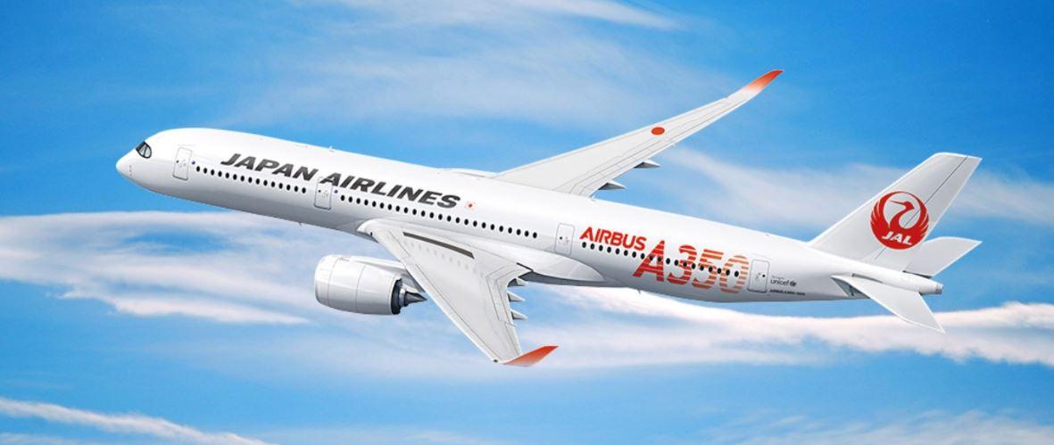 Japón concluye la certificación del Airbus A350 XWB