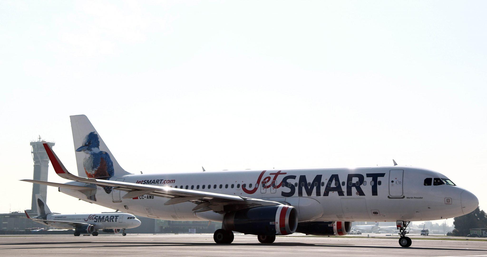 JetSMART inicia operaciones domésticas dentro de Argentina con vuelo inaugural Buenos Aires – Mendoza