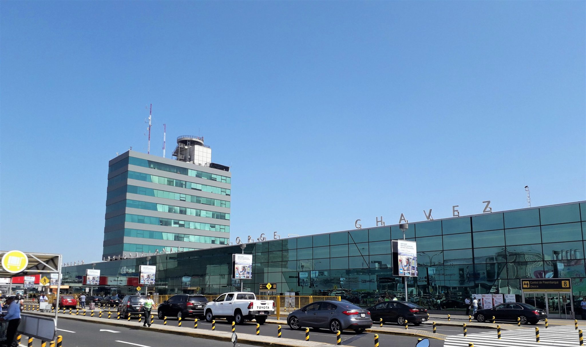 Perú: OHL y Cosapi construirán primera parte de ampliación del aeropuerto Jorge Chávez
