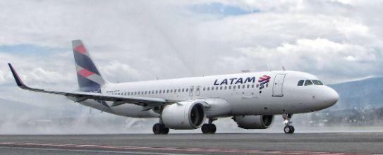 LATAM Airlines Group reporta estadísticas operacionales preliminares para noviembre 2019