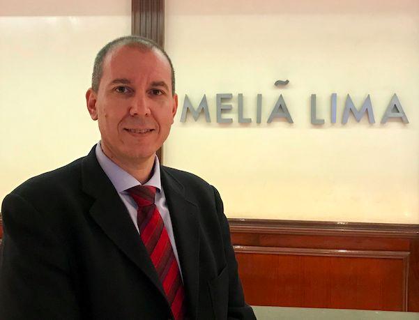 Meliá Lima nombra nuevo Director General