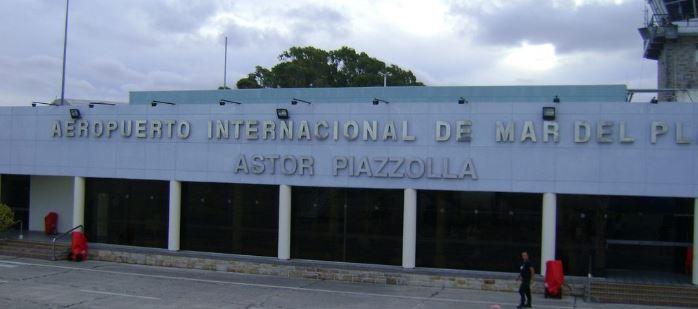 Conectividad área: invitan a directivos de diversas aerolíneas a Mar del Plata, Argentina