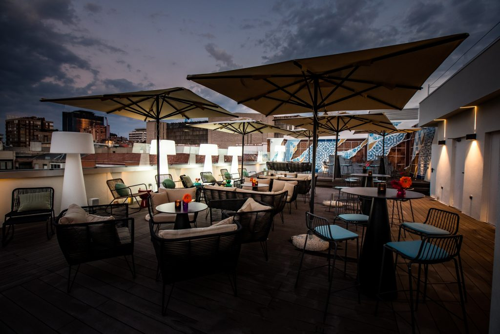 Nyx Hotel Madrid Abre Su Rooftop Terrace Alnnews