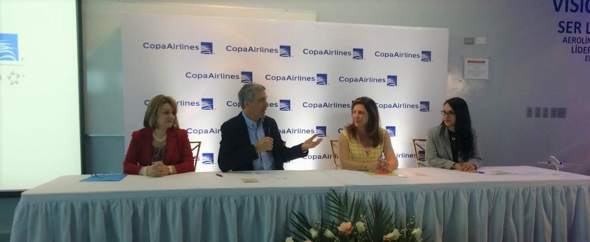 La ONU avala el compromiso de Copa Airlines en el empoderamiento de la mujer