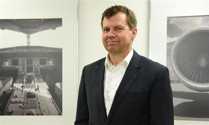 Privatizada, Cabo Verde Airlines apresenta novo CEO em SP