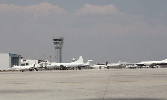 Aeropuerto de Queretaro de los lideres en volumen de carga