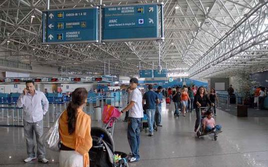 """SAC: aeroportos brasileiros são avaliados como """"bons"""" e """"muito bons"""" no 2T19"""