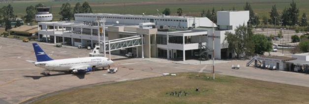 Argentina: Renuevan el sistema de aterrizaje en el aeropuerto Benjamín Matienzo