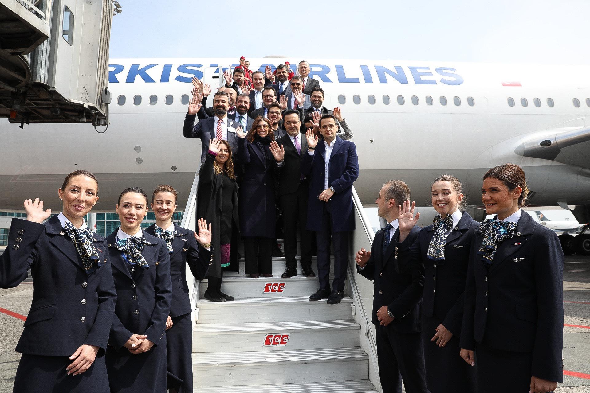 Finalizó con éxito el gran traslado de Turkish Airlines al nuevo aeropuerto de Estambul