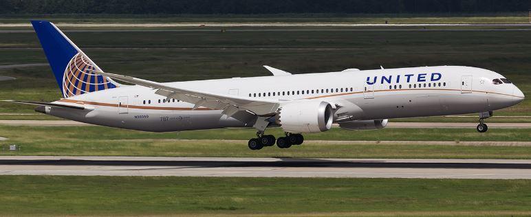 United Airlines anuncia vuelo a Sudáfrica