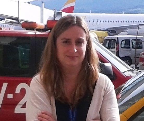 España: Aena nombra a Vanesa Polo nueva directora del Aeropuerto de Pamplona
