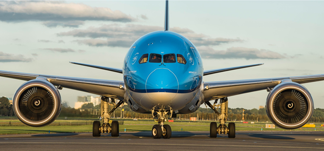 KLM signs up to 10-year bulk biofuel commitment