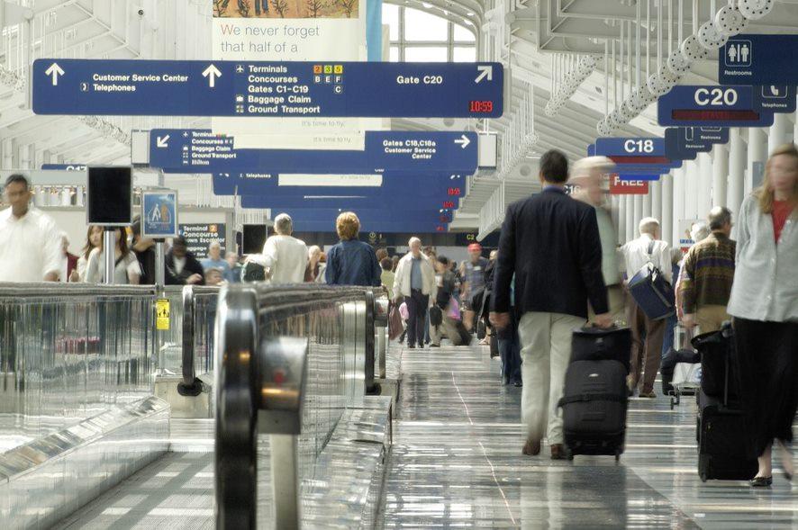 Sólido crecimiento de la demanda de pasajeros en abril