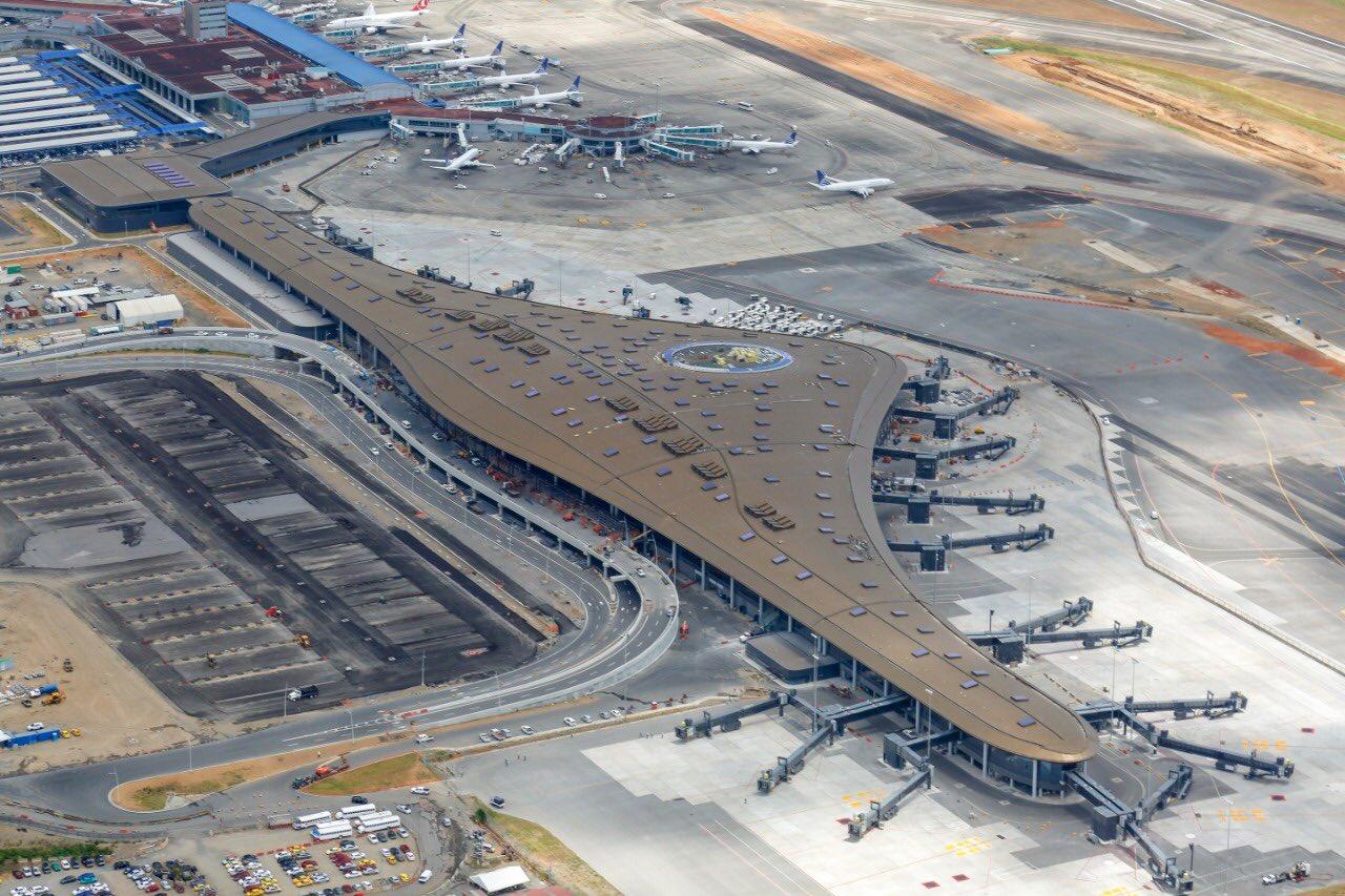 Aeropuerto Internacional de Tocumen mantiene operaciones de carga y vuelos humanitarios