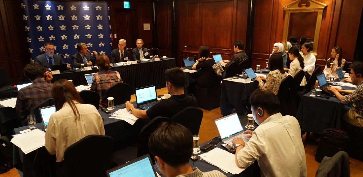 Líderes de la aviación se reúnen en Seúl para la 75 Reunión General Anual (AGM) de IATA