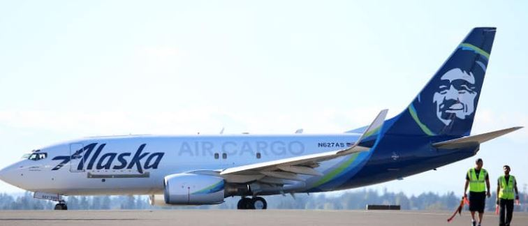 Alaska Airlines' air cargo unit grows with the airline