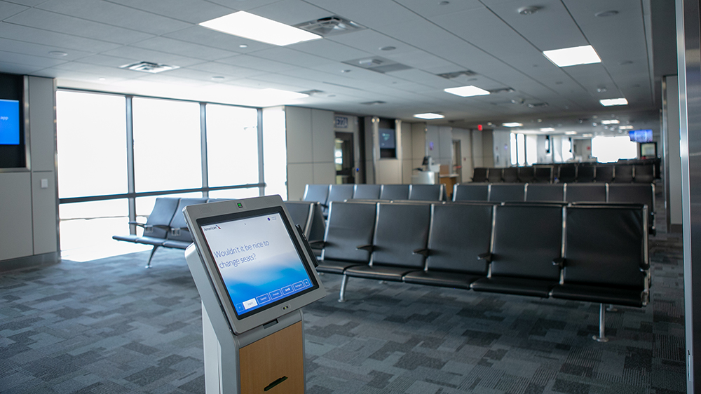 American Airlines Opens 15 New Gates at DFW Airport