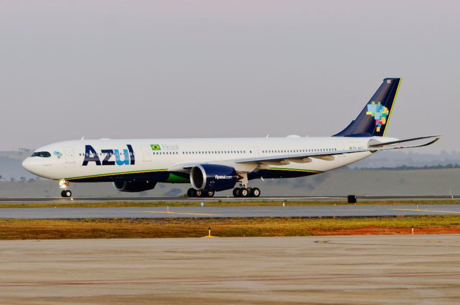 """Azul recibió premio a la """"Mejor aerolínea del mundo"""" en los Travelers' Choice Award 2020"""