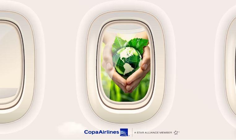 Copa Airlines apuesta por la energía limpia