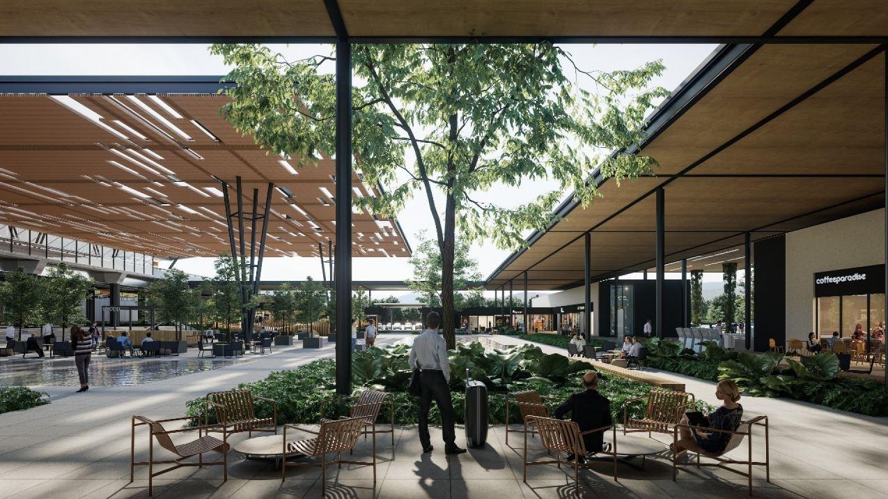Floripa Airport lança espaço de lazer integrado ao aeroporto