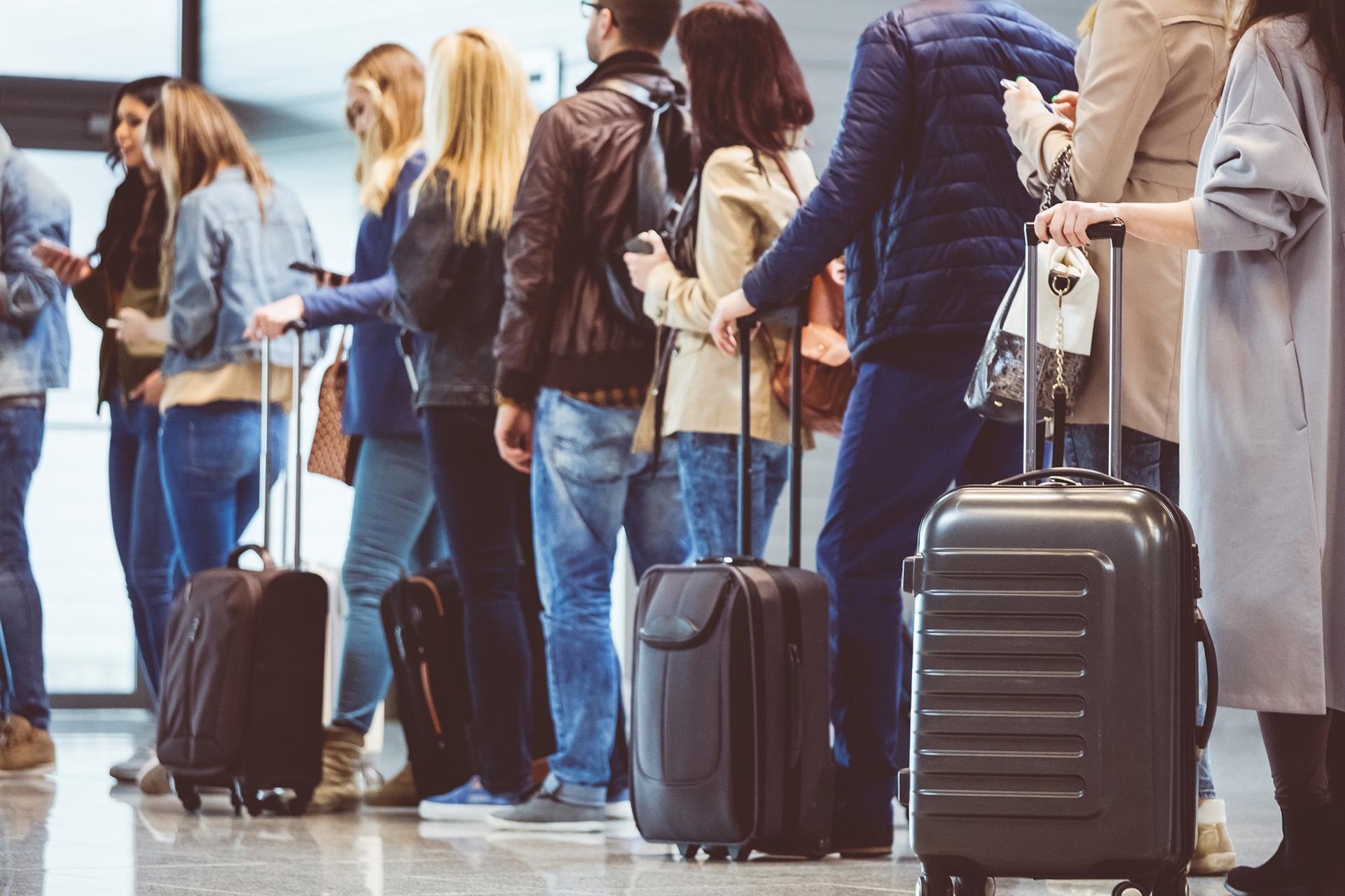 Argentina: el tráfico de pasajeros cayó 2% durante diciembre pero 2019 cerró con +4%