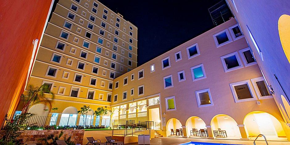 El hotel Holiday Inn Express Mérida Centro abre en Yucatán, México