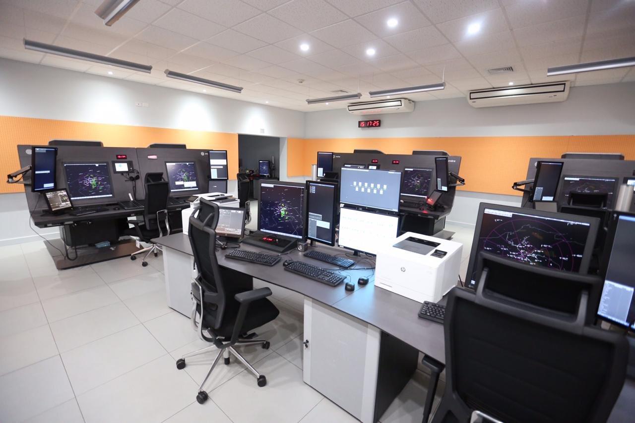 Panamá: Inauguran nuevo Centro de Control de Tránsito Aéreo Alterno en Howard