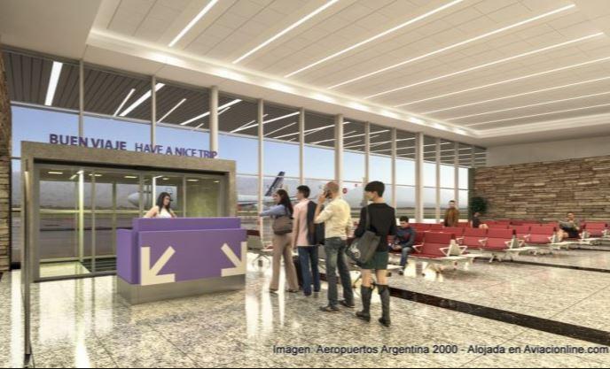 Argentina: Avanzan las obras por $887 millones de la nueva terminal del aeropuerto de la Rioja