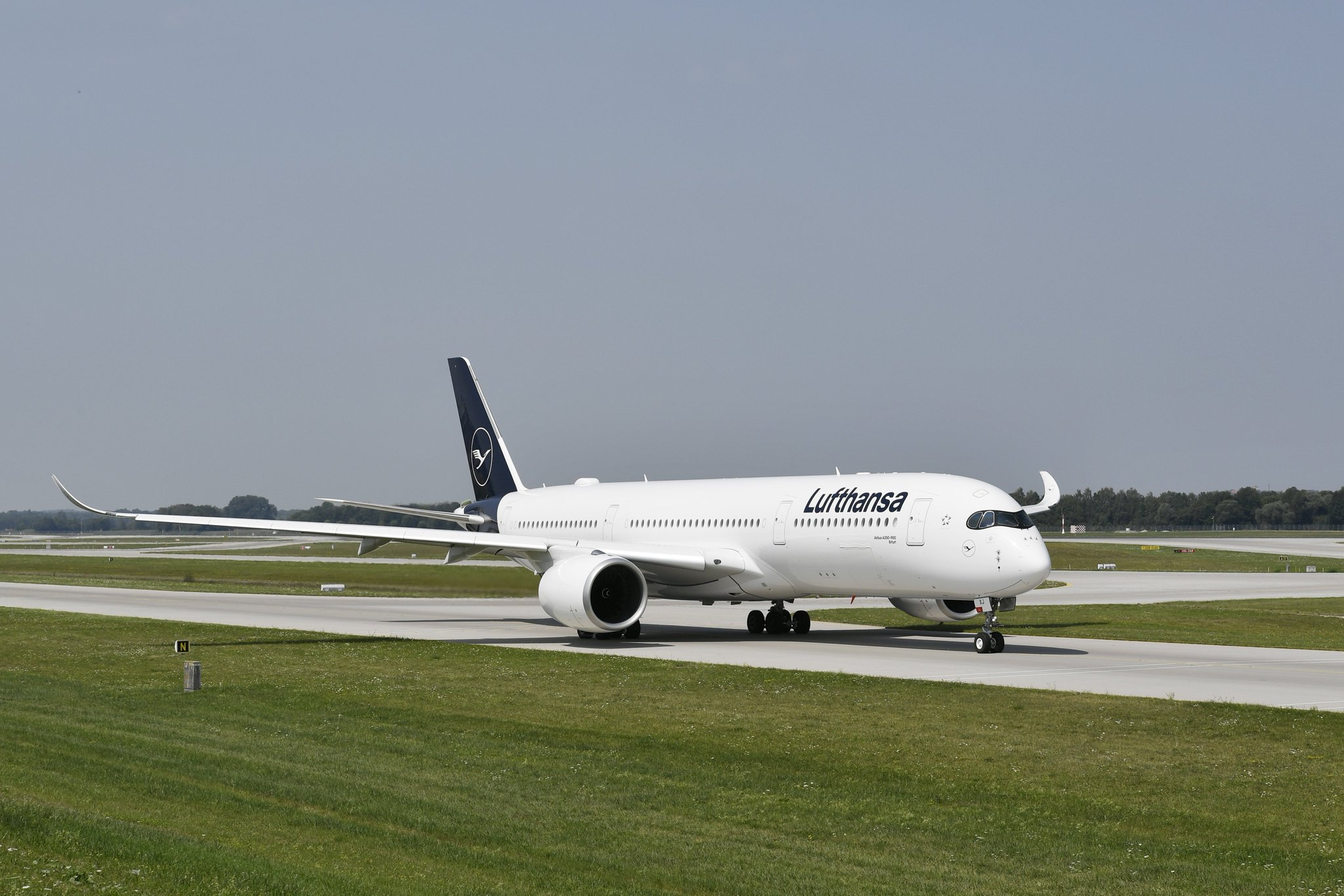 Lufthansa denuncia que el rescate no está garantizado