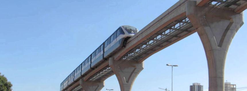 Brasil: monorail conectará el tren con terminales de Guarulhos en Sao Paulo