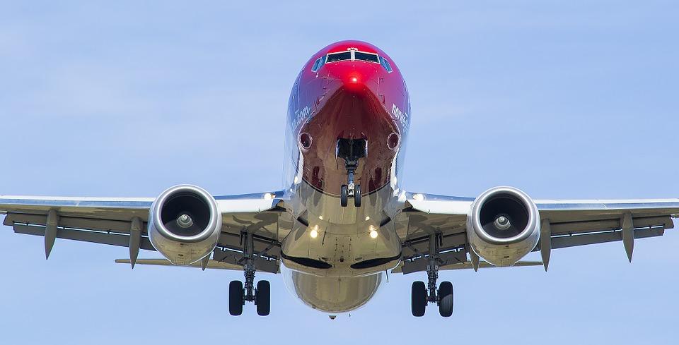 Image result for norwegian airline emission